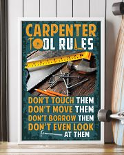 Awesome Carpenter's Canvas and Posters 11x17 Poster lifestyle-poster-4