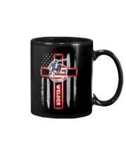 American Flag Welder T-Shirt and Hoodie Mug thumbnail