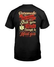 Awesome Paramedic Shirt Classic T-Shirt thumbnail