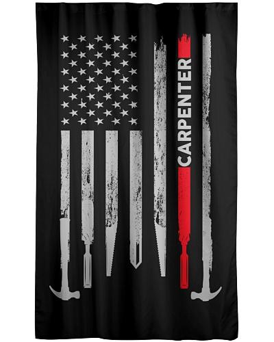 Carpenter USA Flag