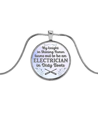 Cute Electrician's Lady