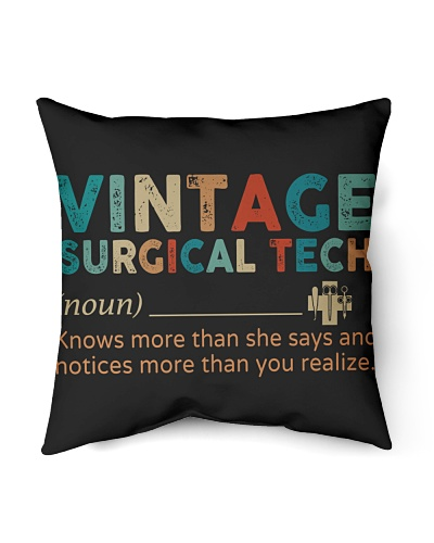 Vintage Surgical Tech