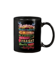Bartender- My Attitude Depends On Who You Are Mug thumbnail