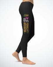 Cute Forklift Operatro's Lady Leggings Ladies Leggings lifestyle-leggings-right-1