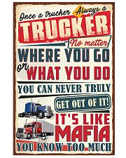 Truly Trucker 11x17 Poster front