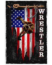 Proud Wrestler 11x17 Poster front