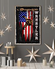 Proud Wrestler 11x17 Poster lifestyle-holiday-poster-1