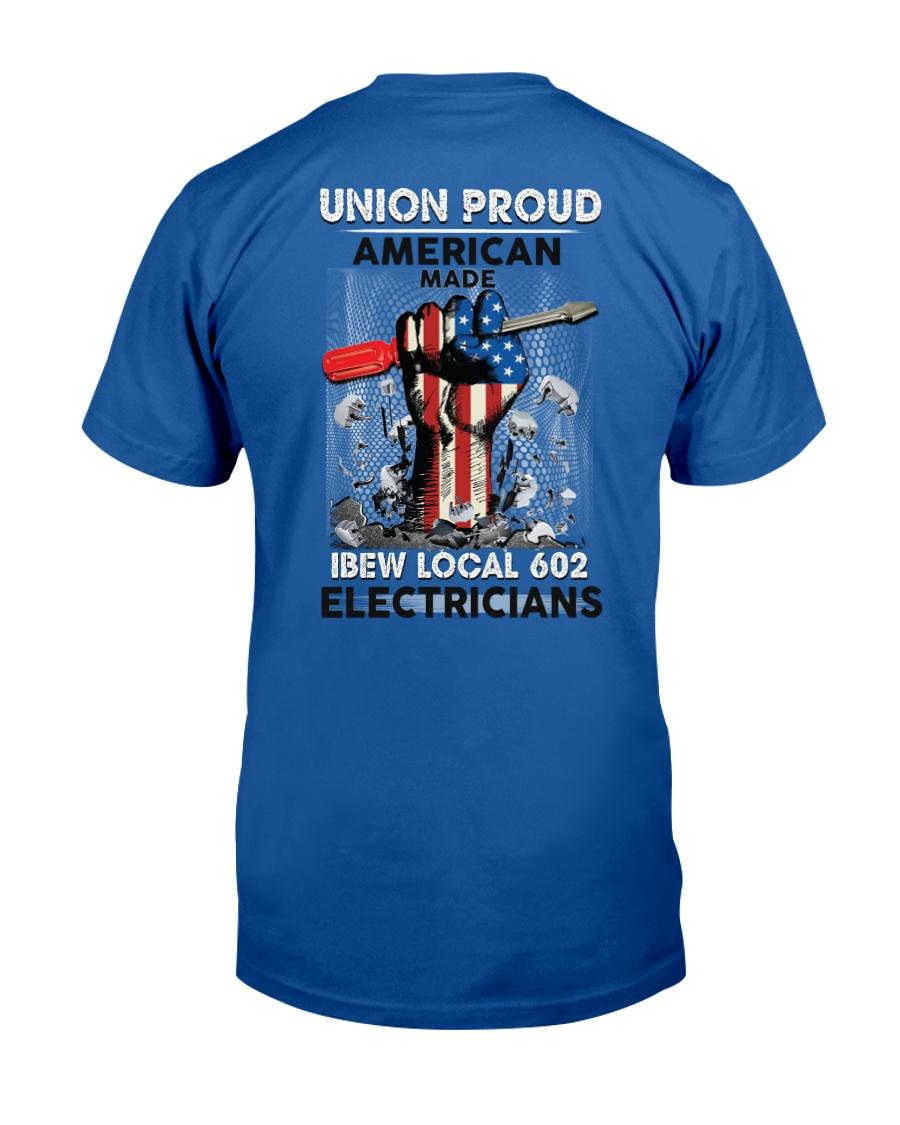 IBEW LOCAL 602 Classic T-Shirt