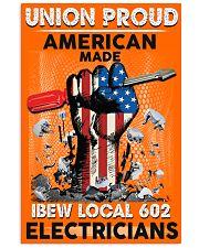 IBEW LOCAL 602 11x17 Poster thumbnail