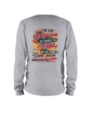 Electrician - Of course I'm crazy Long Sleeve Tee thumbnail