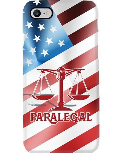 Proud Paralegal Phone Case