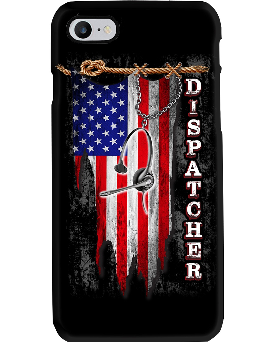 Proud Dispatcher Phone Case