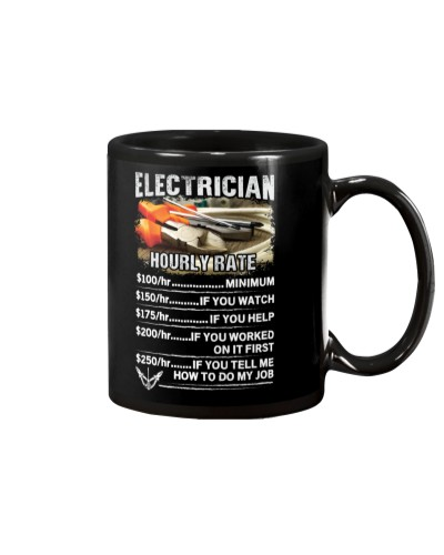 Awesome Electrician's Mug