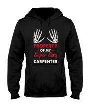 Carpenter's Super Sexy Property Hooded Sweatshirt thumbnail