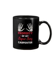 Carpenter's Super Sexy Property Mug thumbnail
