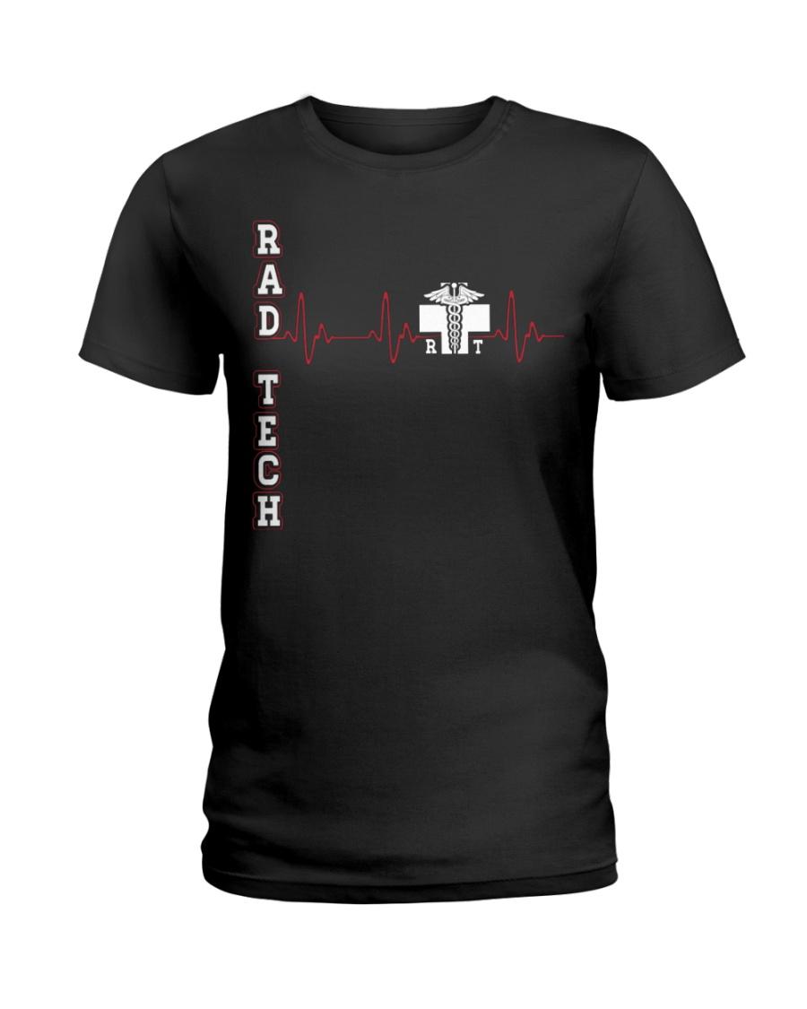 Rad Tech - Beat Ladies T-Shirt