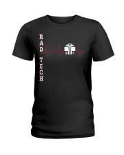 Rad Tech - Beat Ladies T-Shirt front