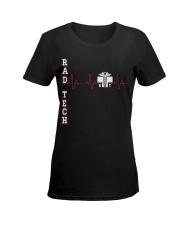 Rad Tech - Beat Ladies T-Shirt women-premium-crewneck-shirt-front