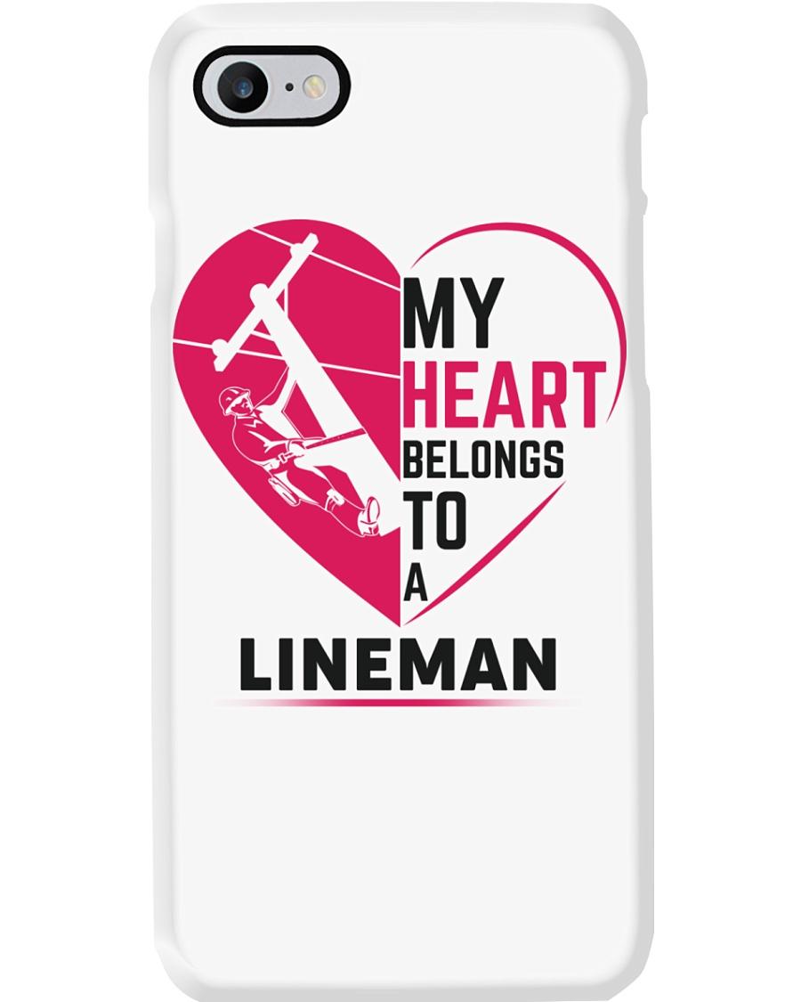 Lineman's Lady Phone Case
