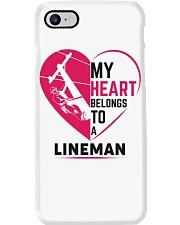 Lineman's Lady Phone Case i-phone-7-case