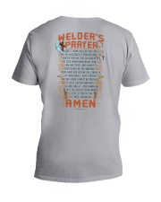Welder's Prayer  V-Neck T-Shirt thumbnail