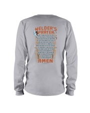 Welder's Prayer  Long Sleeve Tee thumbnail