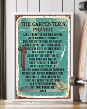 Proud Carpenter's Canvas and Posters 11x17 Poster lifestyle-poster-4