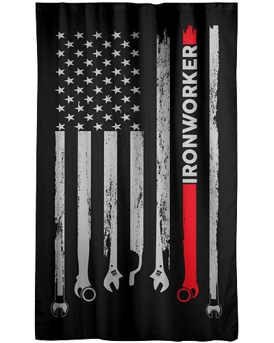 Ironworker USA Flag