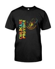 Childcare Provider- Love What You Do Classic T-Shirt thumbnail