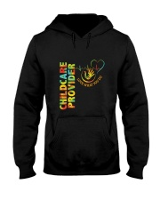 Childcare Provider- Love What You Do Hooded Sweatshirt thumbnail
