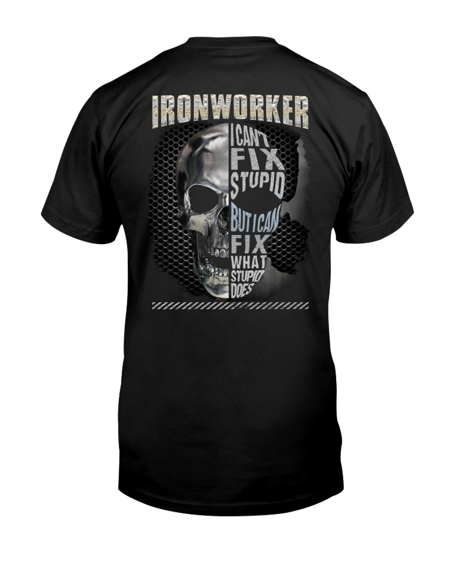 Sarcastic Ironworker  Classic T-Shirt
