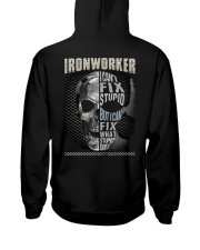 Sarcastic Ironworker  Hooded Sweatshirt thumbnail