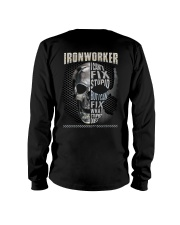 Sarcastic Ironworker  Long Sleeve Tee thumbnail