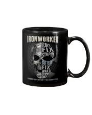 Sarcastic Ironworker  Mug thumbnail
