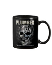 Sarcastic Plumber Shirt Mug thumbnail