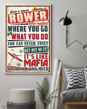Truly Rower 11x17 Poster lifestyle-poster-1