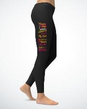 Cute Carpenter's Lady  Ladies Leggings lifestyle-leggings-right-1