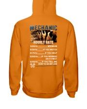 Mechanic Hourly Rate Shirt and Hoodie  Hooded Sweatshirt thumbnail
