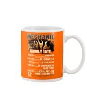 Mechanic Hourly Rate Shirt and Hoodie  Mug thumbnail