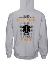 EMT Christmas Special Hooded Sweatshirt back