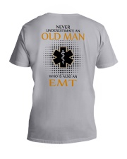 EMT Christmas Special V-Neck T-Shirt thumbnail
