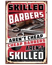 Skilled Barber 11x17 Poster front