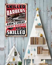 Skilled Barber 11x17 Poster lifestyle-holiday-poster-2