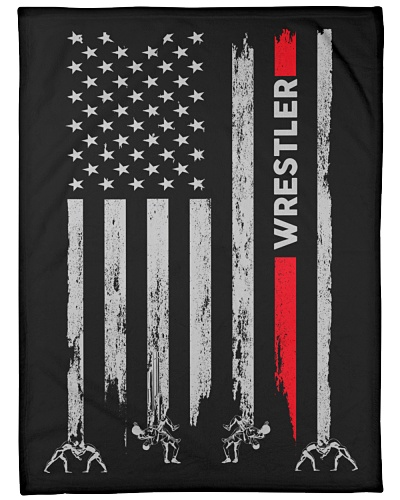 Wrestler USA Flag