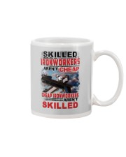 Skilled Ironworkers Aren't Cheap Mug thumbnail