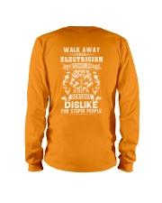 Awesome Electrician Shirt Long Sleeve Tee thumbnail