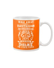 Awesome Electrician Shirt Mug thumbnail