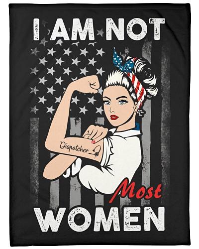 Dispatcher I am not like Most women