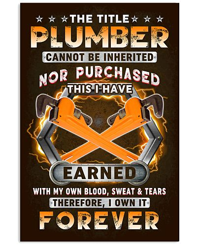 The Title Plumber Own it Forever
