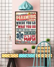 Truly Paramedic 11x17 Poster lifestyle-poster-6